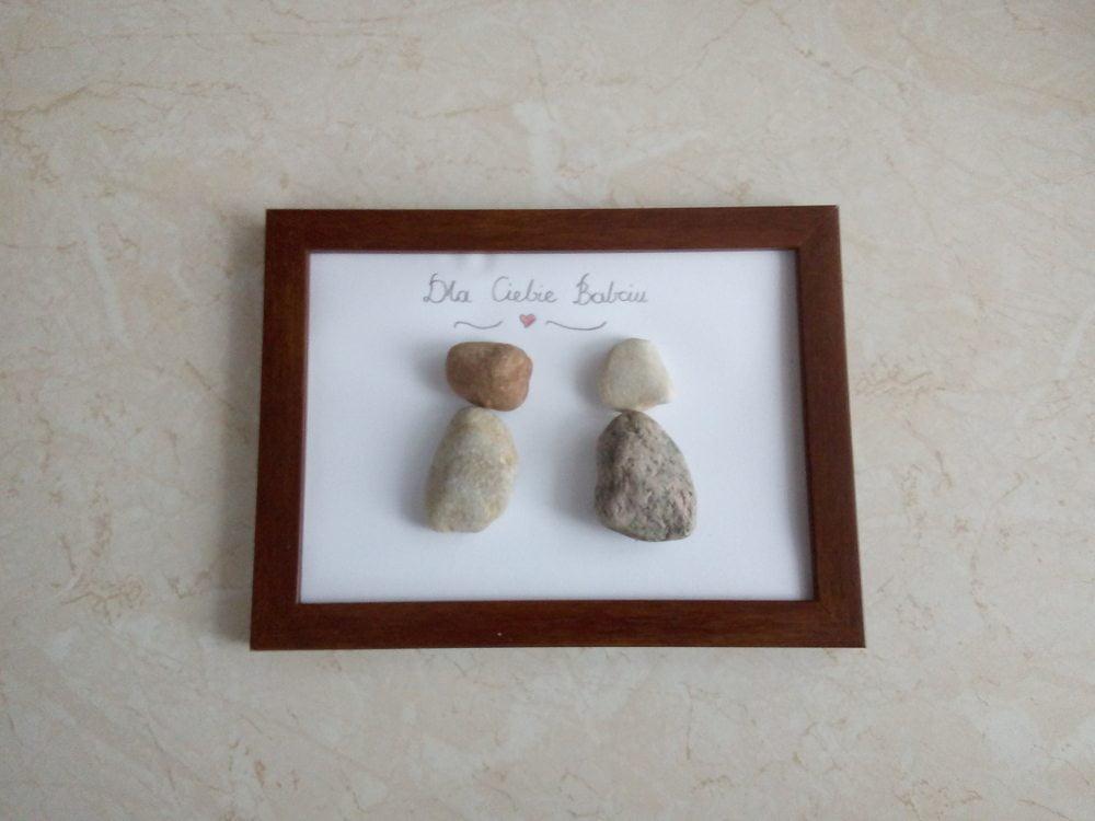 Obrazek z kamieni