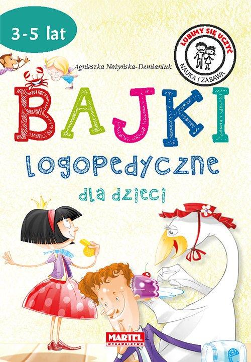 Książka Bajki logopedyczne dla dzieci