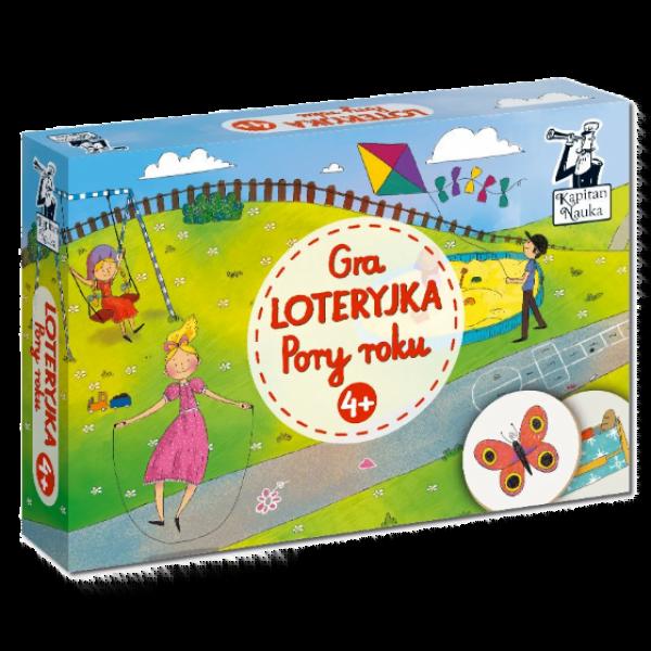 Kapitan Nauka - Loteryjka - Pory Roku