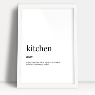 plakaty kuchenne definicja słowa kuchnia po angielsku kichen do powieszenia w kuchni