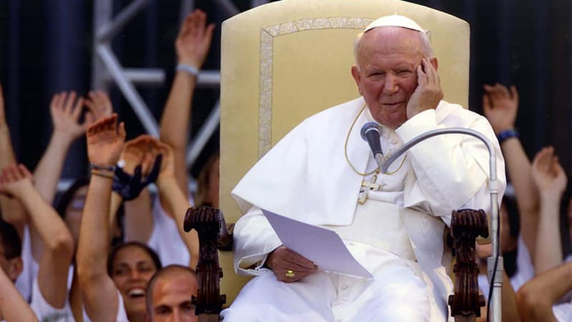 Cytaty Jana Pawła II