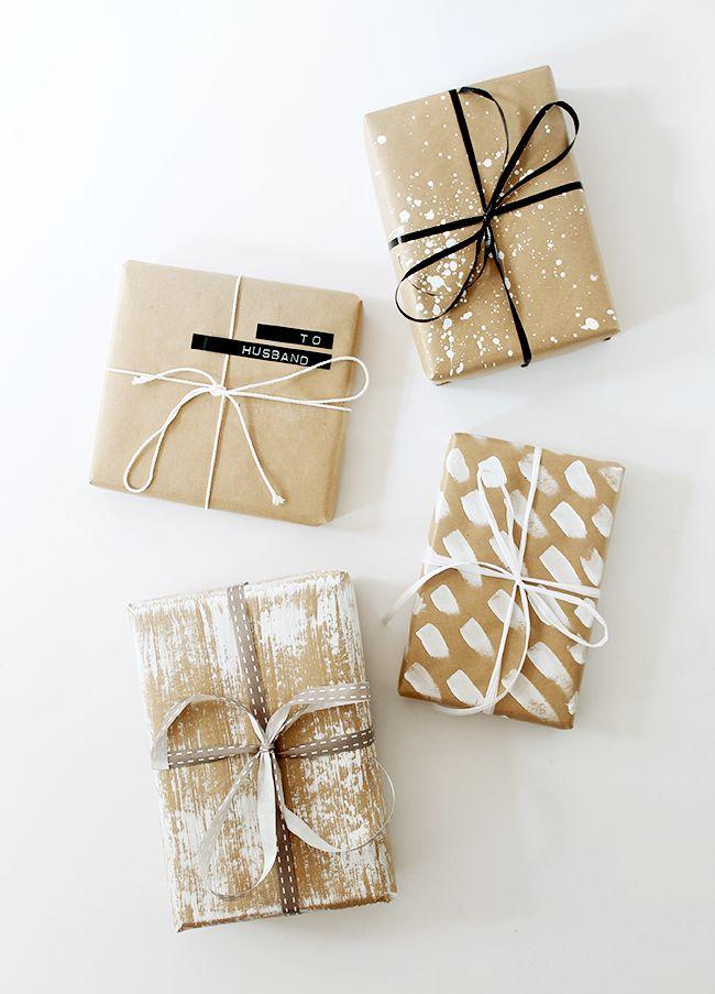 Jak zapakować prezent dla dorosłych - pomysł 4
