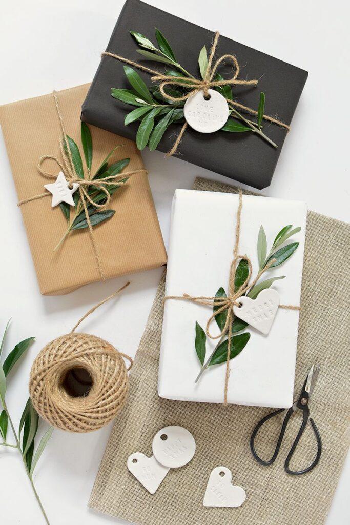 Pakowanie prezentów dla dorosłych - pomysł 5