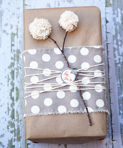 Pakowanie prezentów dla dorosłych - pomysł 6