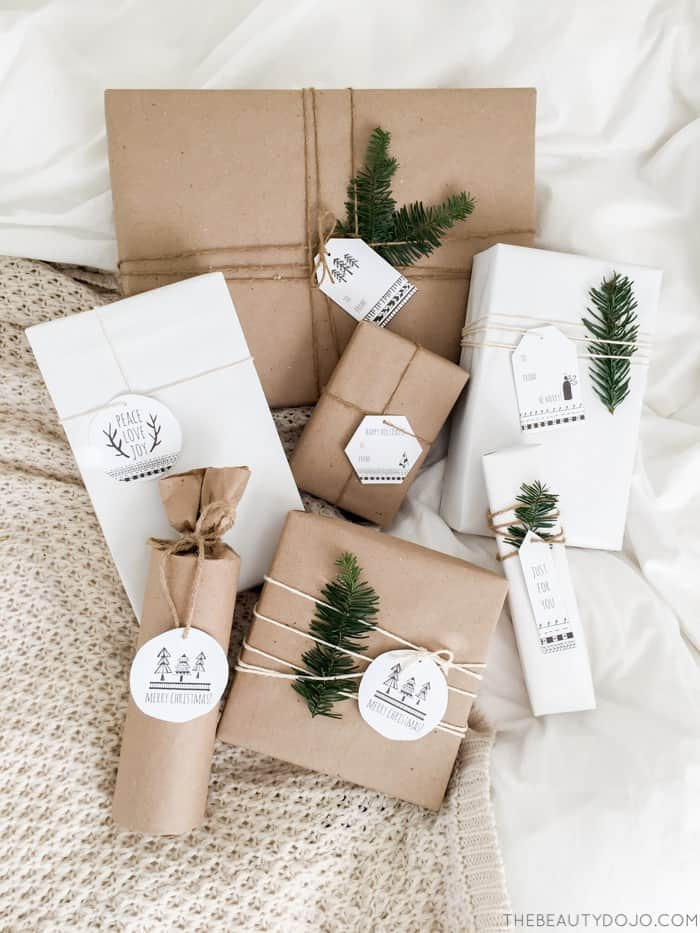 Pakowanie prezentów dla dorosłych - pomysł 8