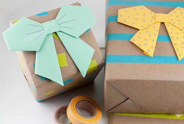 Pakowanie prezentów dla dzieci - pomysł 3