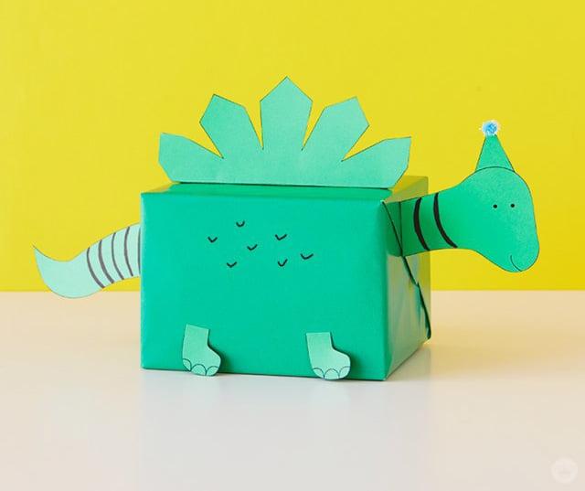 Jak zapakować prezent dla dziecka - pomysł 4