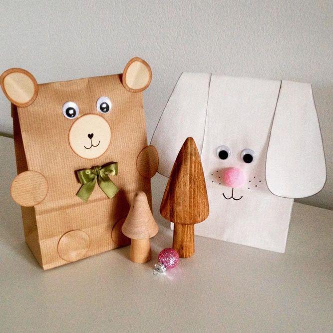 Jak zapakować prezent dla dziecka - pomysł 5